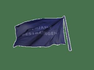 vlaggetjes